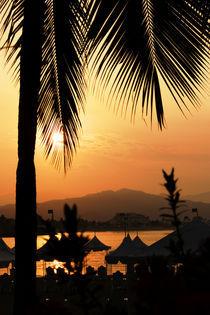 Sun Rise in Mazatlan, Mexico by Carmen Davila