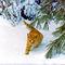 Yellow-cat-tiptoes-thru-the-snow