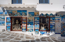 Mykonos Paintings by Colin Miller