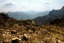 Canadian Rockies - Centennial Ridge by MacKenzie Proudlove