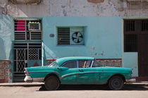 1950s Car - Havana, Cuba by Colin Miller