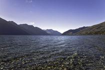 Lake Wakatipu New Zealand, South Island  by michal gabriel