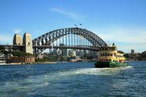 Sydney Harbour Bridge by michal gabriel