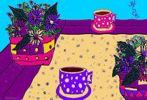 Kaffeepause von Kerstin Schuster