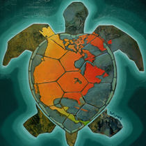 Turtle Island von Mark Wagner
