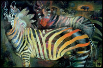 Zebra Medicine by Mark Wagner