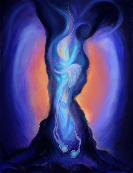 Angel-by-thea-kiaer