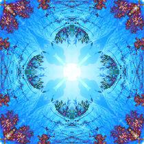 Sky Star Mandala by Branden Thompson