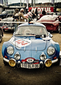 Racing car von fbphoto