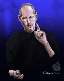 Steve Jobs by Ryan Adriano
