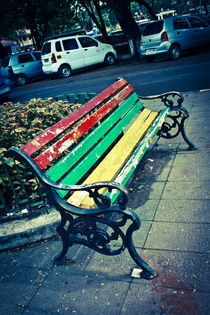 The Bench by Bodhisattwa Debnath