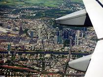 Luftaufnahe Frankfurt City by Thomas Brandt