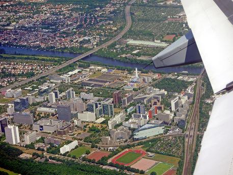 Frankfurt-niederrad