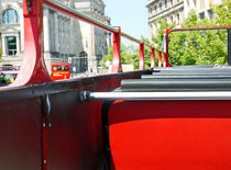 Sightseeing Bus von Thomas Brandt