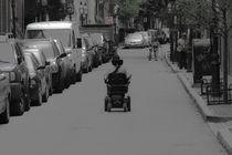 One Way Street von johan  wahlstrom