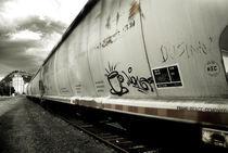 Train Car by J Nathaniel Dicke