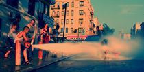 Caliente New york City by Zohar Lindenbaum