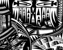 Ethnografic black & white by moura