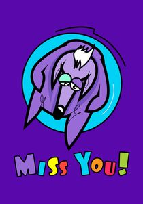 Miss You! by pixeldelay