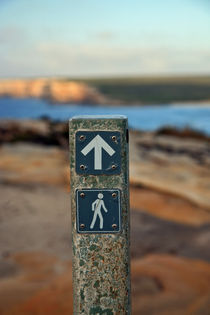 tourist sign by michal gabriel