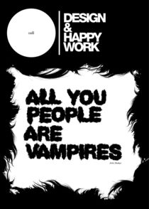 Perhaps Vampires Is a Bit Strong But... by valk