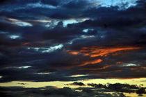 dramatic sky by michal gabriel
