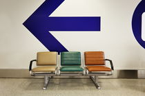 Airport Chairs by Jeff Seltzer
