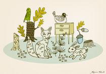 Glade by Rebecca Elfast