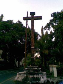 The Cross by Priyank Rathod