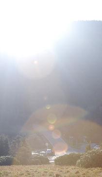 Lens Flare von Melanie Mayne