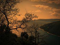 Die letzten Sonnenstrahlen  by Elke Balzen