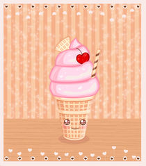 Icecream Delight von r0se-designs