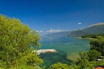 Ohrid lake  von Plamen Petkov