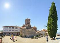 St. Naum Monastery by Plamen Petkov