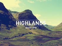 Highlands von Julien LAGARDÈRE