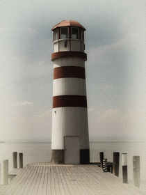 Leuchtturm by Andreas Kaczmarek