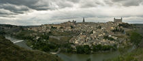 Toledo from the Valley by Victor Santos