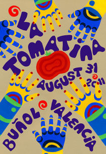 La Tomatina Festival (II) by Chase Baltz