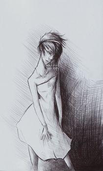 Sad Dancer von Aubrey Guernsey