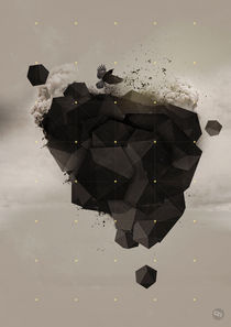 Polyhedral by Carmelaine Antonio