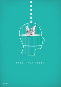 Free you Ideas by Mahmoud Alkhawaja