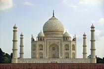 Taj Mahal by Marcus Adams