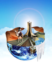 Globe Tourism in Algeria by Ayoub AYDI