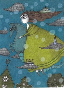 Die Seereise by Judith  Clay