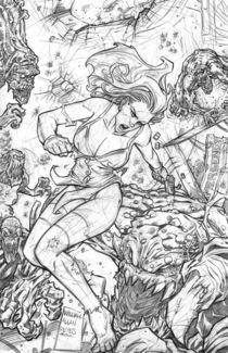 cover( tight pencils) by william allan  reyes