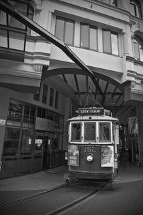 old tram von michal gabriel
