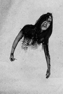 Decaying Zombie by kidvegas