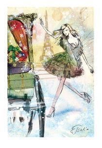Cinderella by Elena Tsaregradskaya