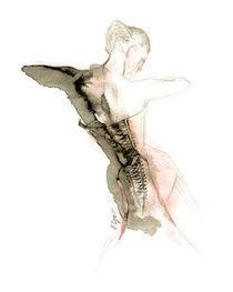 corset by Elena Tsaregradskaya