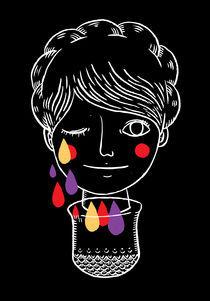 Laugh Through Tears by Barbara  Fonseca
